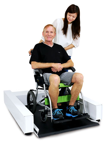 Wheel Chair Fit-Pro Trainer
